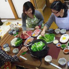 タイ料理上級クラスの12月は、大好評の豪華なタイスキレッスン