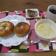 <ファミリーコース1> あんぱん・桜餅