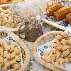 9月ワンデイ ベーコンエピ2種&栗のパウンドケーキ