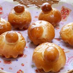 発酵バターで贅沢に♡レモンゼスト&ラムの大人ブリオッシュ