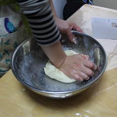 ボール1コで作る、簡単!美味しい!パンレッスン