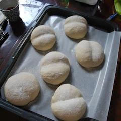 『パンベーシック』ハイジ白いパン レッスン風景