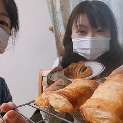マスク着用、消毒・換気をしながらの少人数対面レッスン