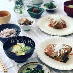 秋の家庭料理教室 鯖の味噌煮レッスン
