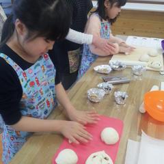 子供会パン教室