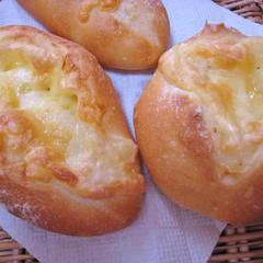 チーズクッペ 2種類のチーズがたっぷりです