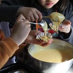 お菓子作りは、科学なんです!