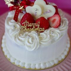 苺ショートは、憧れのケーキです。 しっかりレッスンしますよ♪