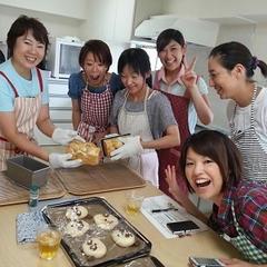 パンダちゃんのクリームパンを作っています!