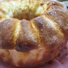 天然酵母米粉使用のもちもち、フワッ、カリッ美味しいパンです