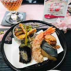 2019年4月【春爛漫🌸お花見御膳レッスン】