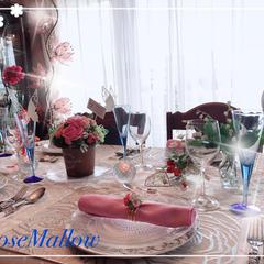 5月のテーブルコーディネート