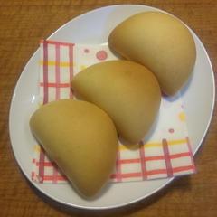 レッスンメニュー クリームパン