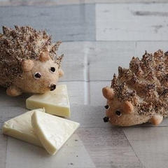 新春1dayレッスン Cheese chee's ハリネズミ