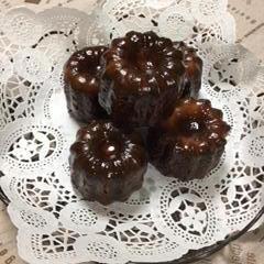 ボルドー地方の伝統菓子カヌレ
