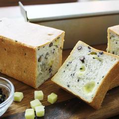 1DAYレッスン/五穀とチーズのスティック食パン