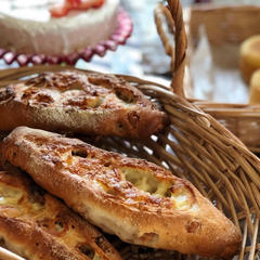 パン屋さんで売ってるようなパンが作れるようになります