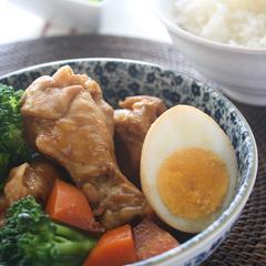 教室バックナンバー 鶏のサッパリ煮