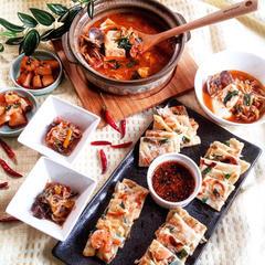 冬の韓国料理