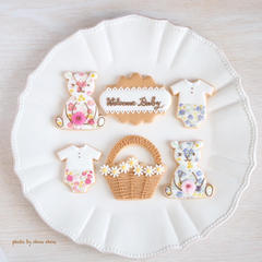アイシングクッキー応用コース⑤