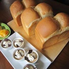 山型食パン チョコトロリ