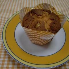 チョコチップのカップケーキ