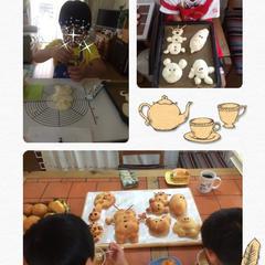 キッズパン教室