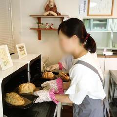 オーブン操作も 実際レッスンします