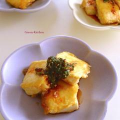 4月レッスン「豆腐のジョン」