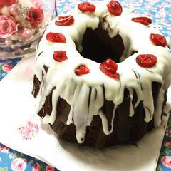 バレンタイン特別レッスンは「クグロフ型のガトーショコラ」