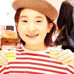 凛Caféさんにて、あんカップケーキのワークショップを開催
