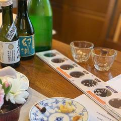 日本酒の唎酒フードペアリングのクラス