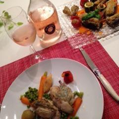 プロヴァンス料理とプロヴァンスワイン