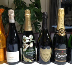 シャンパン会