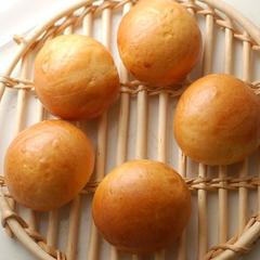 「マリトッツォ」ボウルで完結の丸パンです!