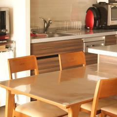家庭用電気オーブンを使用しています。
