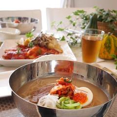 冷麺レッスン