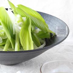 2020年春の和食レッスン「新玉ねぎとうるいのサラダ」
