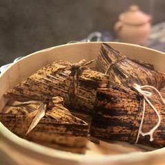 角煮の食べつくしメニューの一つ中華粽