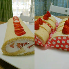 ケーキは記念日の時に作りにきてください