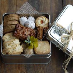 月替りレッスンでは、少人数制&個人作業で楽しくお菓子作り^^