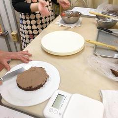 11/21 チョコレートのショートケーキ 名店に負けない味