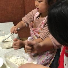 子どもだけでも作れるパン