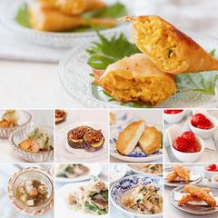 秋のお手軽お弁当レシピLESSON