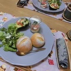 テーブルパン 試食パン