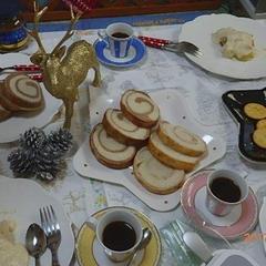 クリスマスにはパンを焼こう