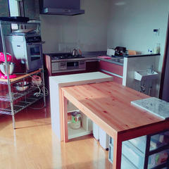 レッスンに利用するキッチンです。