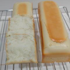 基本の米粉ミニ食パン