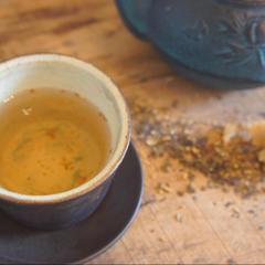 お腹の調子を整える 紫蘇と生姜のお茶