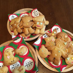 焼きたてのクッキー♡